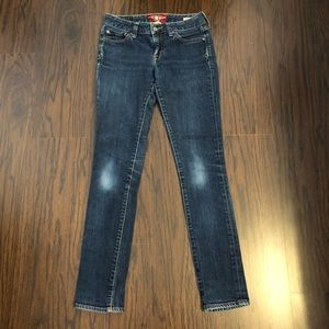 Lucky Brand jeans Lola Skinny size 2